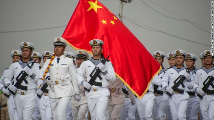 Why communist China's first foreign military base? Location, Location, Location