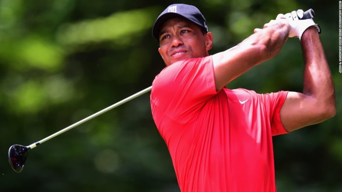 GREATEST HITS — Move over Tiger: N. Korea's Kim shot 38 under par his 1st time out
