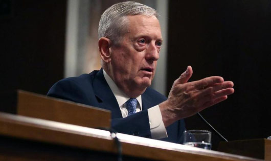Mattis shelves pricey policy on transgenders, prioritizes 'readiness and lethality' of forces