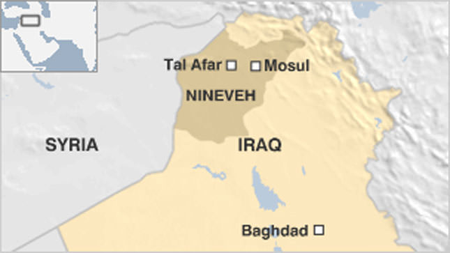 'Surrender or die': Iraq launches offensive against ISIS in Tal Afar