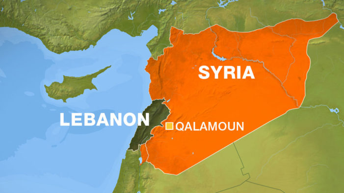 Syria, Hizbullah agree to allow ISIS to withdraw from Syria-Lebanon border