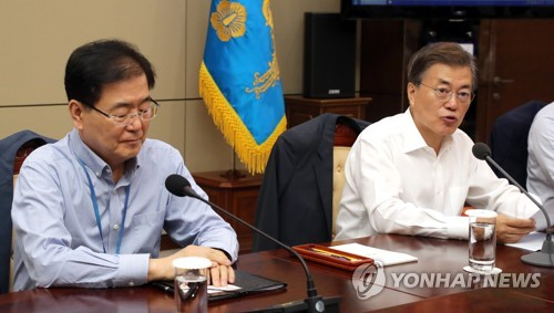 Seoul's peace pitch to North: Stop with the provocations and we'll come up for talks