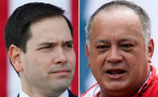 Venezuelan lawmaker ordered assassination of Sen Marco Rubio, Mexicans contracted for hit