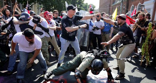 Free speech advocate challenges Charlottesville narrative: Roles of Soros, McAuliffe questioned