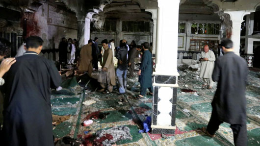 ISIS claims responsibility for embassy, mosque attacks in Afghanistan