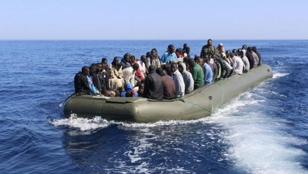 At least 56 Yemen-bound migrants dead after being thrown into Arabian Sea by smugglers