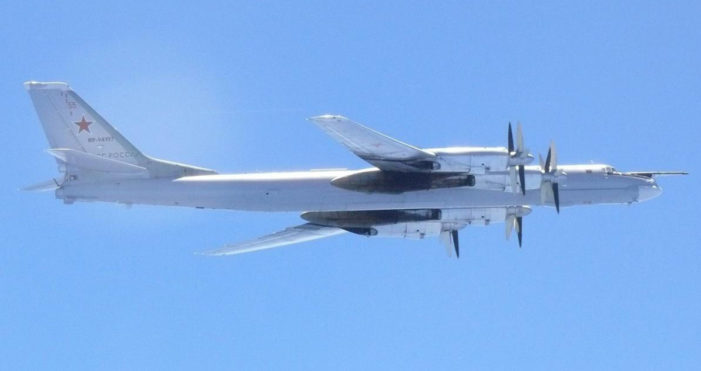 Russia flies nuclear-capable bombers near N. Korea as U.S., S. Korea hold war games