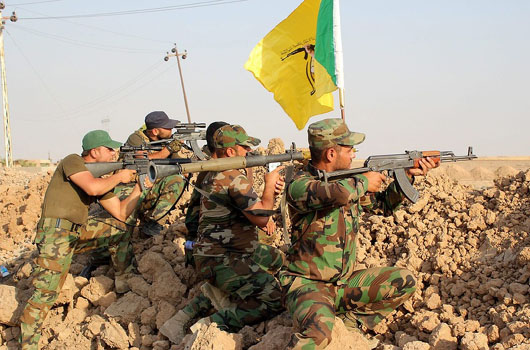 Iran militia threatens U.S. troops in aftermath of ISIS defeat in Iraq