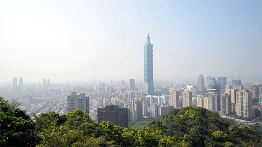 Economic powerhouse Taiwan has made 'going green' a national priority