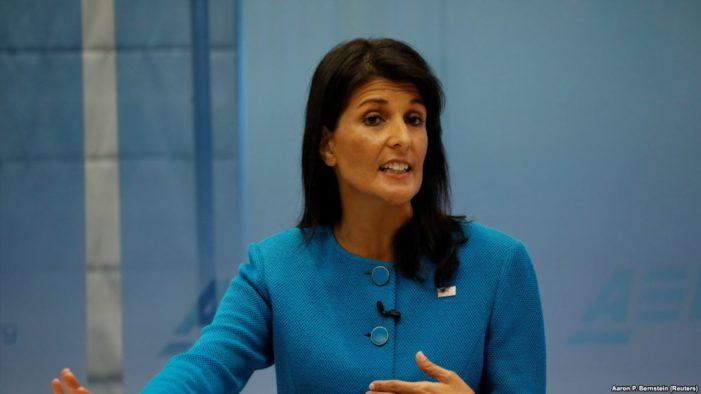 Haley punch: UN Security Council toughens sanctions on North Korea