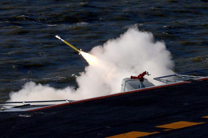 China exercise near Korea preps defense against 'surprise attack'