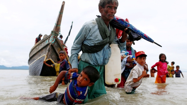 As UN convenes, N. Korea is only one crisis: Consider China-backed Burma's ethnic cleansing
