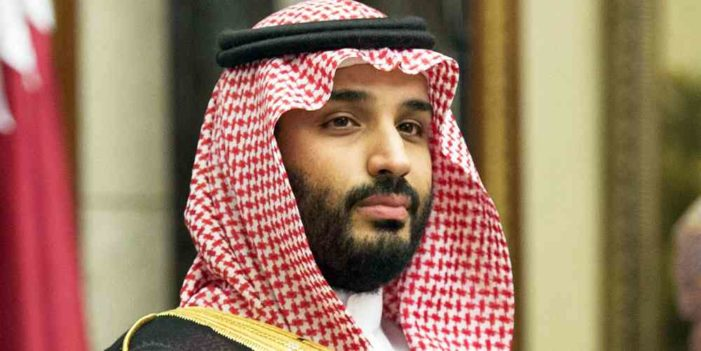 Saudi crown prince said to have 'secret' meeting with Israeli officials