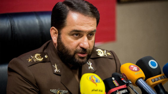 Iran warns it would 'not hesitate to bring down' U.S. spy planes