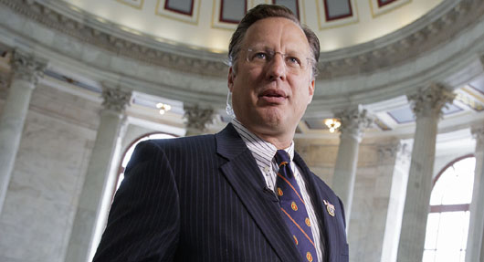 Congressman who defeated Eric Cantor reports 'cracks in the status quo' in war with 'Swamp'