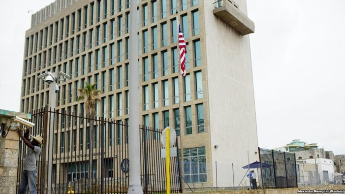 Reports: U.S. to evict most of Cuba's embassy staff in Washington