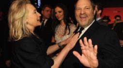 Hollywood depravity, like the Bill Clinton culture, has been enabled by the Left