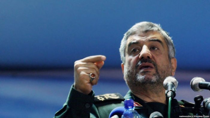 IRGC threatens missile strike on U.S. forces in Mideast as Iran nuclear deal decision nears