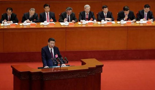 'China dream': Xi Jinping proclaims 'new era' after silencing U.S.-based billionaire dissident