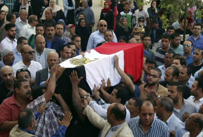 Egypt declares state of emergency after 52 security forces killed during shootout