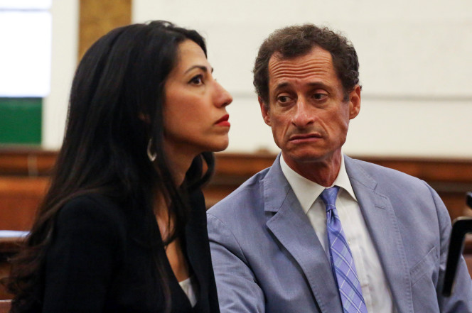 FBI turns over 2,800 more Huma Abedin work documents stored on Anthony Weiner's laptop