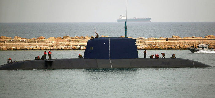 Germany signs deal on 3 new submarines for Israel