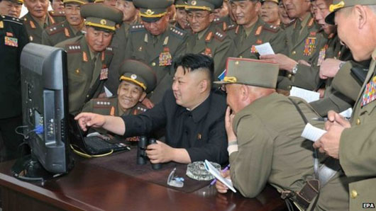 North Korea's new Internet provider: Russian firm replaces China Unicom as primary router