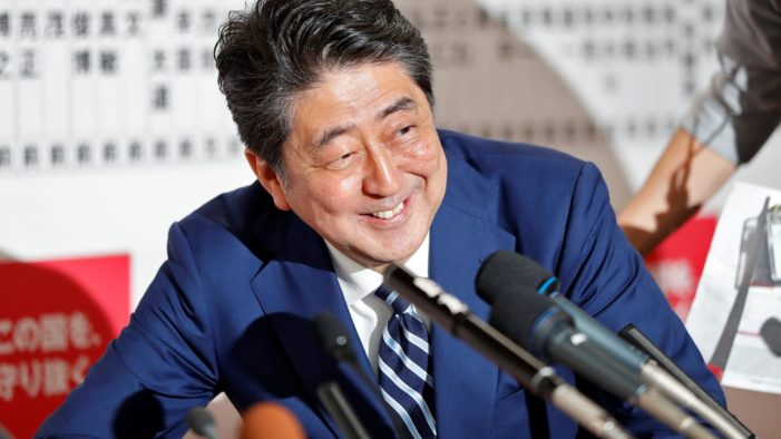 Japan's 'peace constitution' on the brink as NE Asia braces for war