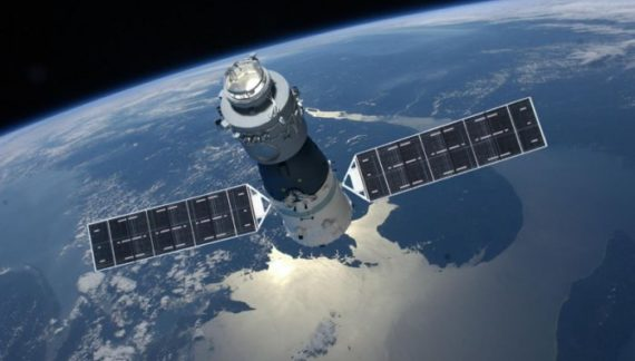 Incoming: Out-of-control Chinese space lab will fall to Earth