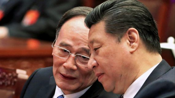 Disunited front in Beijing: Corruption czar toppled, Xi rises, dissident silenced