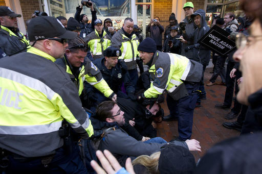 Paid protesters told to 'risk arrest' in exchange for air fare, housing