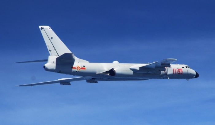 Report: China practiced bombing attacks against Guam