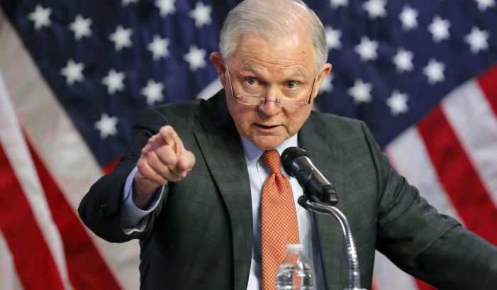 AG Sessions weighs special counsel for Clinton Foundation-Uranium One deal