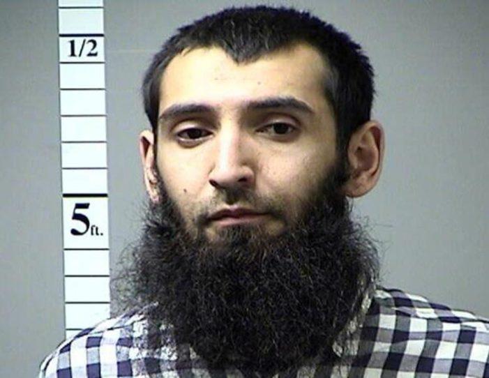Report: NYC terror suspect entered U.S. on 'diversity visa' Trump opposed