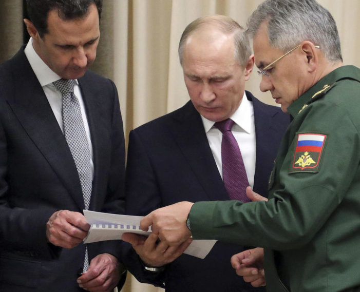 Assad via Putin signals Netanyahu that he's open to Golan demilitarization