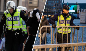 GREATEST HITS, 10: Swedish police admit refugee crime wave is out of their control