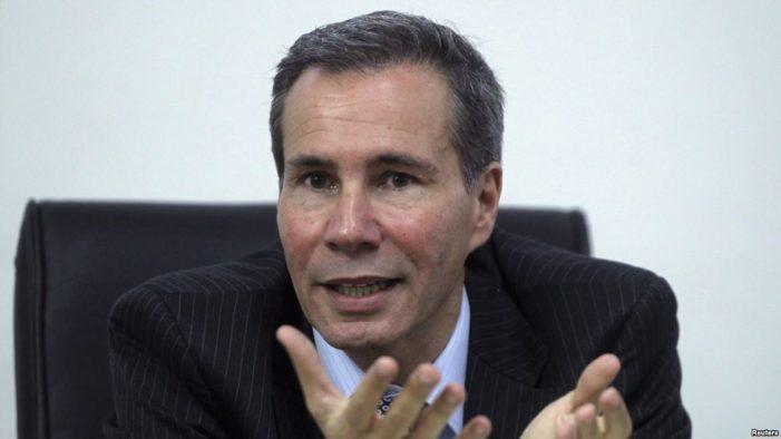 Argentine Judge: Prosecutor was murdered in alleged Iran cover up case