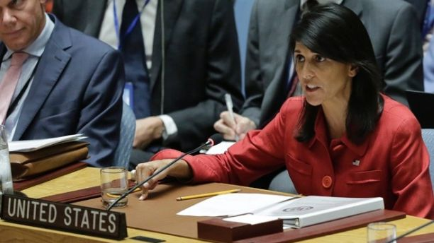 Straight-talking Amb. Haley heads U.S.-led international response to North Korea crisis