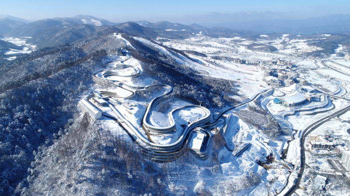 Upcoming Winter games in PyeongChang taking place in world's foremost hot zone
