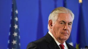 Russia welcomes Tillerson's offer of talks 'without pre-conditions' with North Korea
