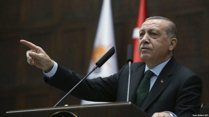 Witness: Erdogan  was 'No. 1' target before killing Turkey's bribery probe in Iran sanctions case