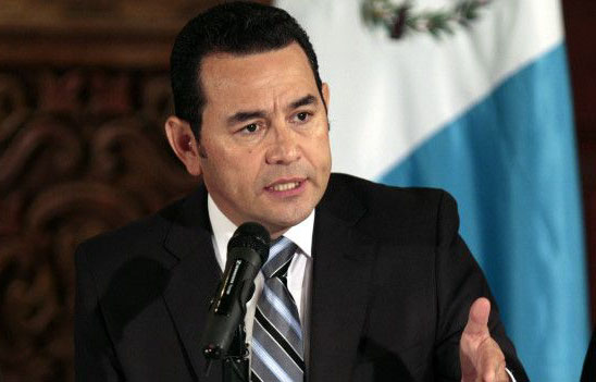 Guatemala says it will move its embassy in Israel to Jerusalem