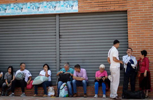 1.1 million flee Venezuela; More would if they could 'afford the ticket'