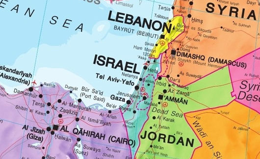 Private school in Lebanon apologizes to parents for map that showed Israel, not Palestine