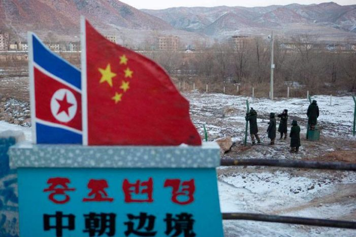 Report: China to build refugee camps near N. Korean border