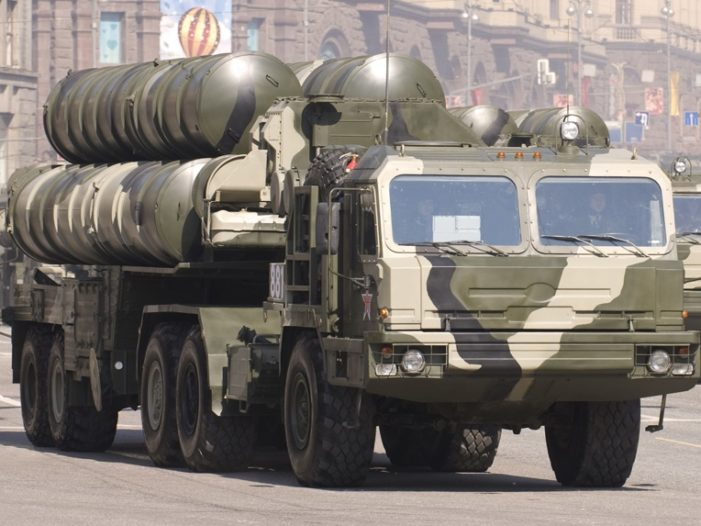 Russia selling non-NATO-compatible S-400 to Turkey