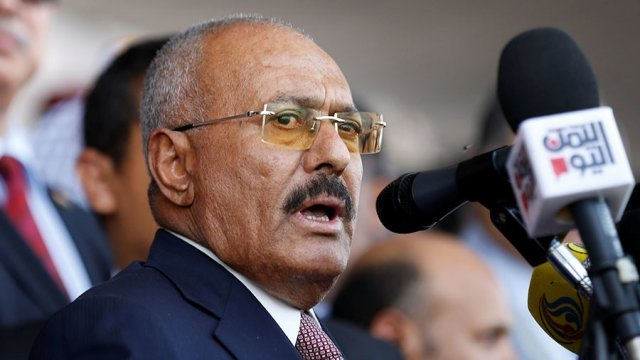 Yemen's former president Saleh shot dead by Houthi rebels 2 days after he turned 'new page'