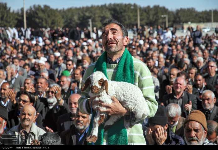 Iranians pray for rain as water crisis worsens