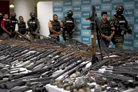 Senator: Cartels control nearly half of Mexico