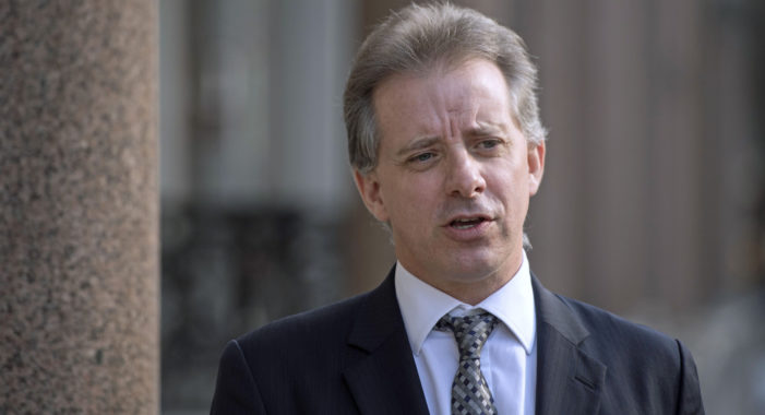 Reports: FBI assisted Steele in Russia-Trump probe